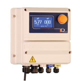 LDPHRH pH and ORP Controller
