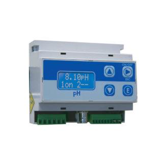 EMEC DIN DIG PH - DIN Rail pH Controller