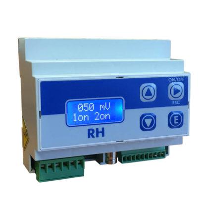 EMEC DIN DIG RH - DIN Rail ORP Controller