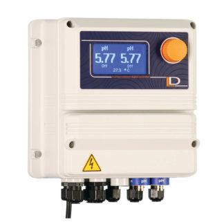 EMEC LDPHPH Dual Channel pH Controller