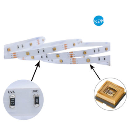 RTC-LED UV Sterilization Tape Light