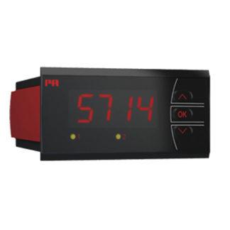 PR-5714 Panel Meter Display